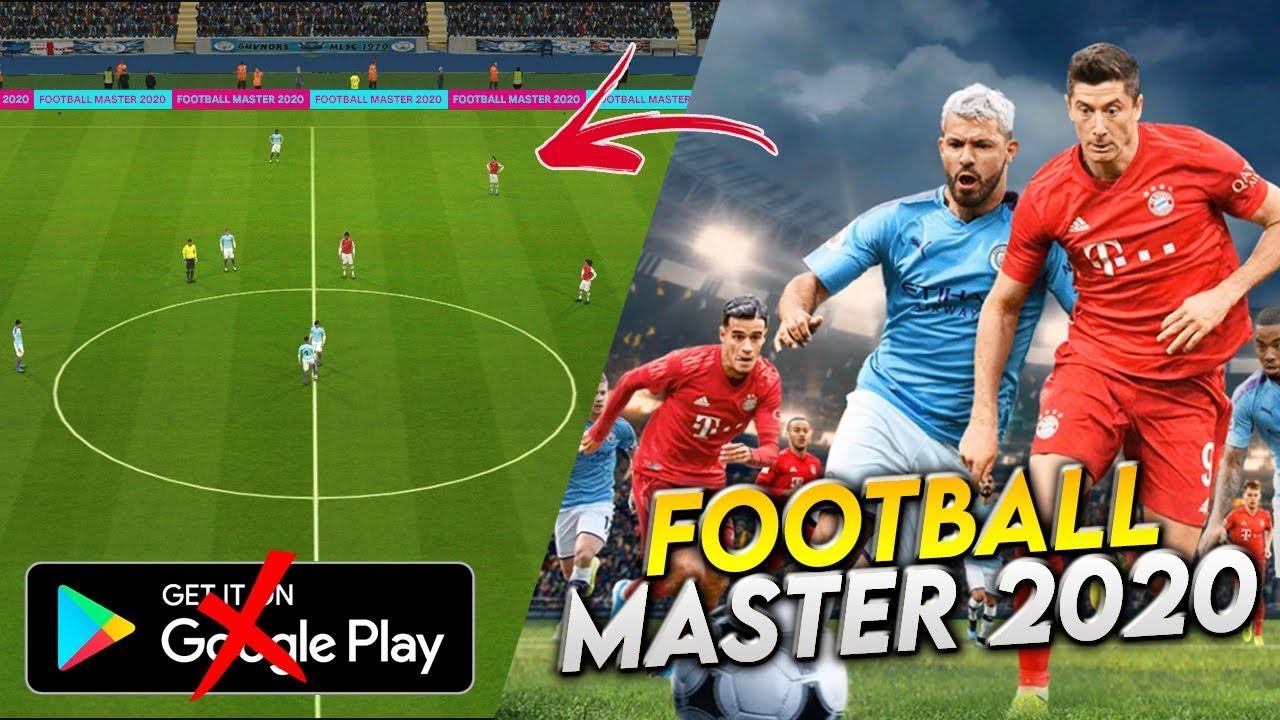 Super Keren FOOTBALL MASTER 2020 ANDROID Tidak Ada Di Play Store ! Buruan Download !