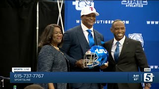Eddie George Is The New TSU Football Coach P1