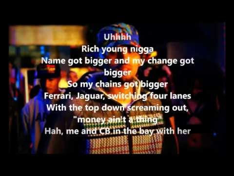 Chris Brown - Loyal (Explicit) ft. Lil Wayne, Tyga ( lyrics)
