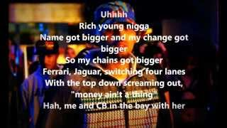 Repeat youtube video Chris Brown - Loyal (Explicit) ft. Lil Wayne, Tyga ( lyrics)