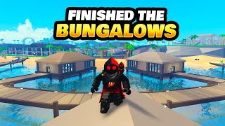 Bought the Entire Bungalow Resort!