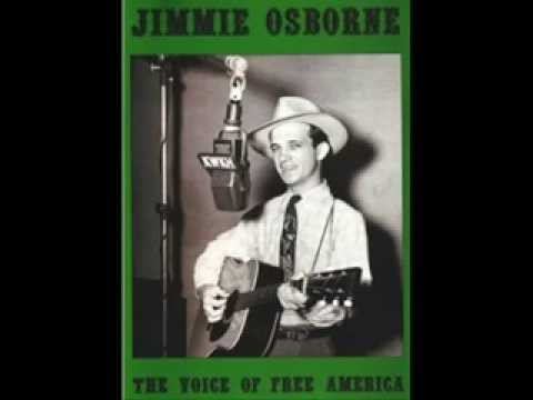 JIMMIE OSBORNE: The Death Of Little KATHY FISCUS (1949)