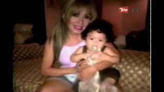 SHARON de DIVA a MAMA -  su lado mas TIERNO TV TELERAMA