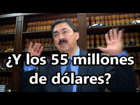 Exoneran a Napoleón Gómez Urrutia. Y los 55 millones de dólares ¿qué?.