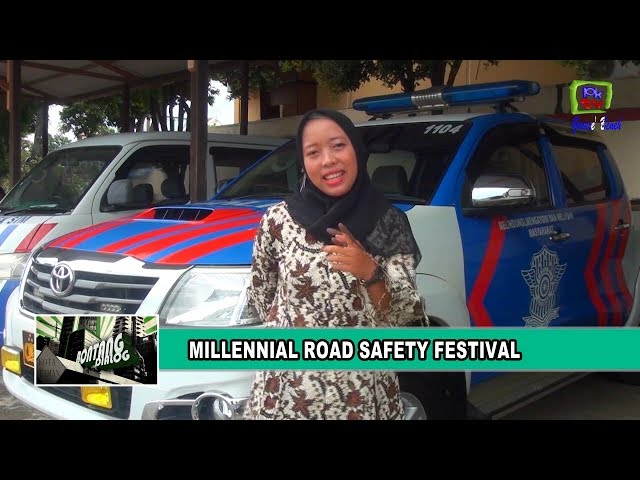 MILLENIAL ROAD SAFETY