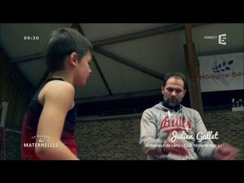 REPLAY - Sport : jusqu'où pousser nos petits champions ? La Maison des Maternelles