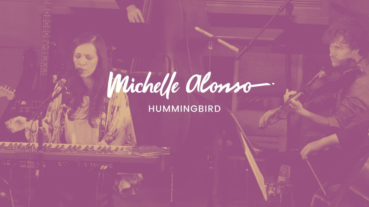 Michelle Alonso - Hummingbird (Live)
