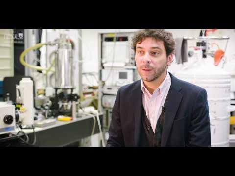 Julien Barjon, chercheur de diamant, un produit de haute technologie
