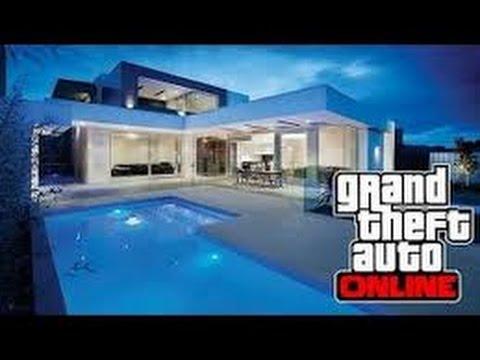 gta5 online-avoir l appartement de luxe gratuitement!! - youtube