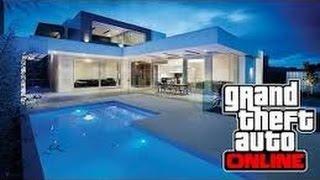 GTA5 ONLINE-AVOIR L APPARTEMENT DE LUXE GRATUITEMENT!!