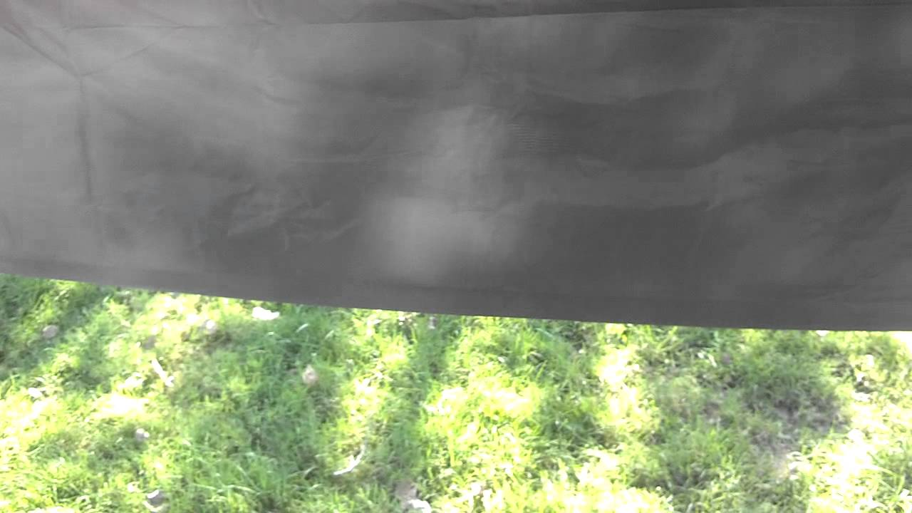 & Coleman12 x12 instant canopy - YouTube