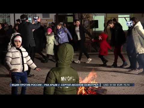 В Симферополе отметили армянский праздник Терендез