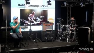 mmag.ru: NM-Russia 2013 -  Roland V-Drums presentation