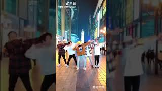 중국 틱톡 유행댄스