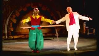 Золотой ключик (Буратино и папа Карло)