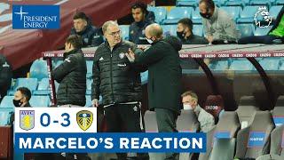 Marcelo Bielsa press conference  |  Aston Villa 0-3 Leeds United | Premier League