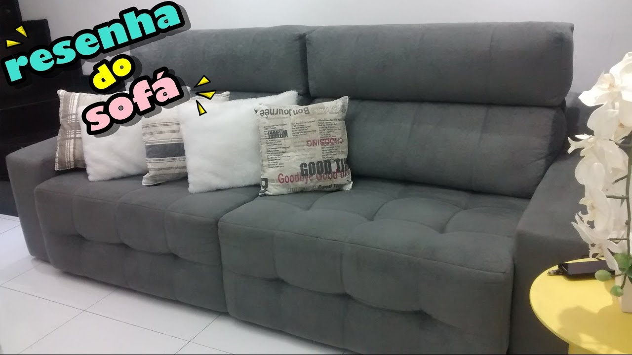 Sofa Retratil E Reclinavel Submarino Resenha Do Sofá