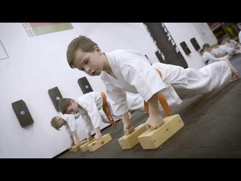 Мотивация каратэ для детей