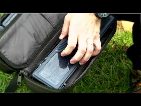Saber Supra Rig & Tackle Bag SL12