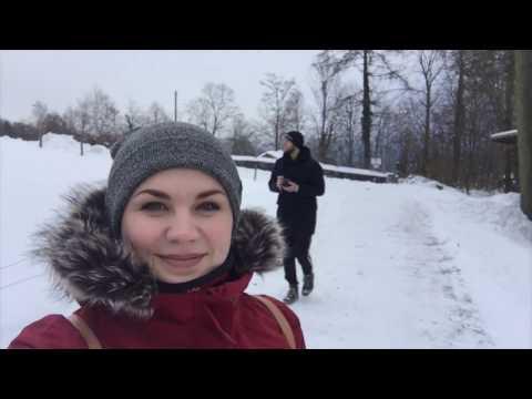 Switzerland winter travel vlog. Interlaken, Grindelwald, Beatenberg.