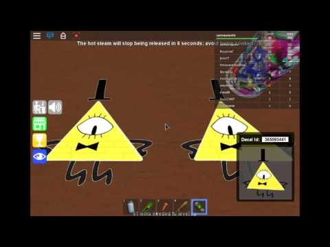 Spray Painting Bill Cipher All Over Epic Minigames Youtube