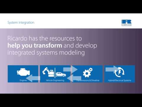 Integrated Systems Modelling