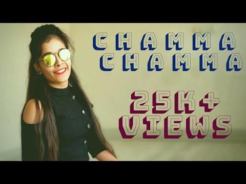 CHAMMA CHAMMA🥰 l FRAUD SAIYAAN l DANCE COVER BY SURBHI MEHTA