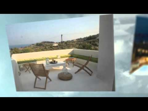 Luxury villas in Spetses, Greece