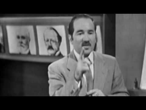 "WTTW Channel 11 - On the Shoulders of Giants [A.K.A. ""Dr. Posin's Giants""] (1961)"