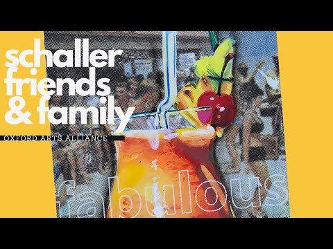 Schaller Friends & Family, Artist Talk, Collaboration