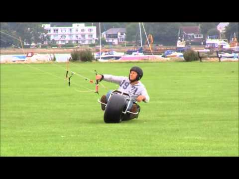 Big foot Kite Bike