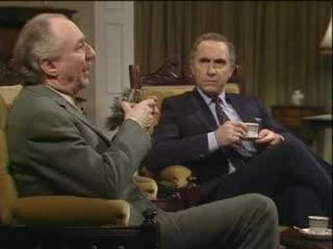Coffee At The University - Yes Minister - BBC Comedy