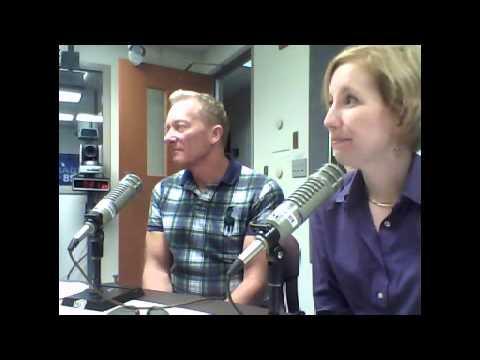 Lansing Online News Radio - Steve Bohnet - Valerie Marvin