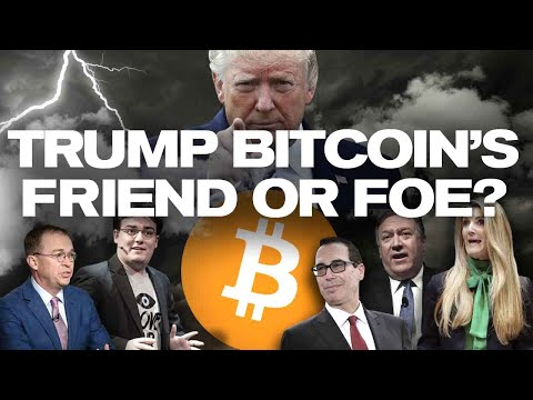 A BITCOIN Storm Is Brewing! Trump's Roundtable Exposed!
