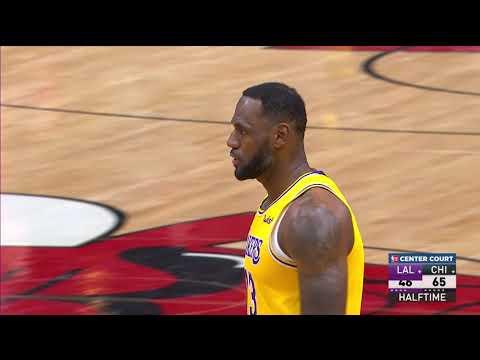 Chicago Bulls vs Los Angeles Lakers | November 5 2019