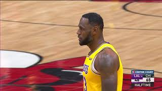 Chicago Bulls vs Los Angeles Lakers | November 5 2019