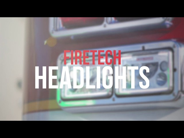 Firetech Halo Headlights