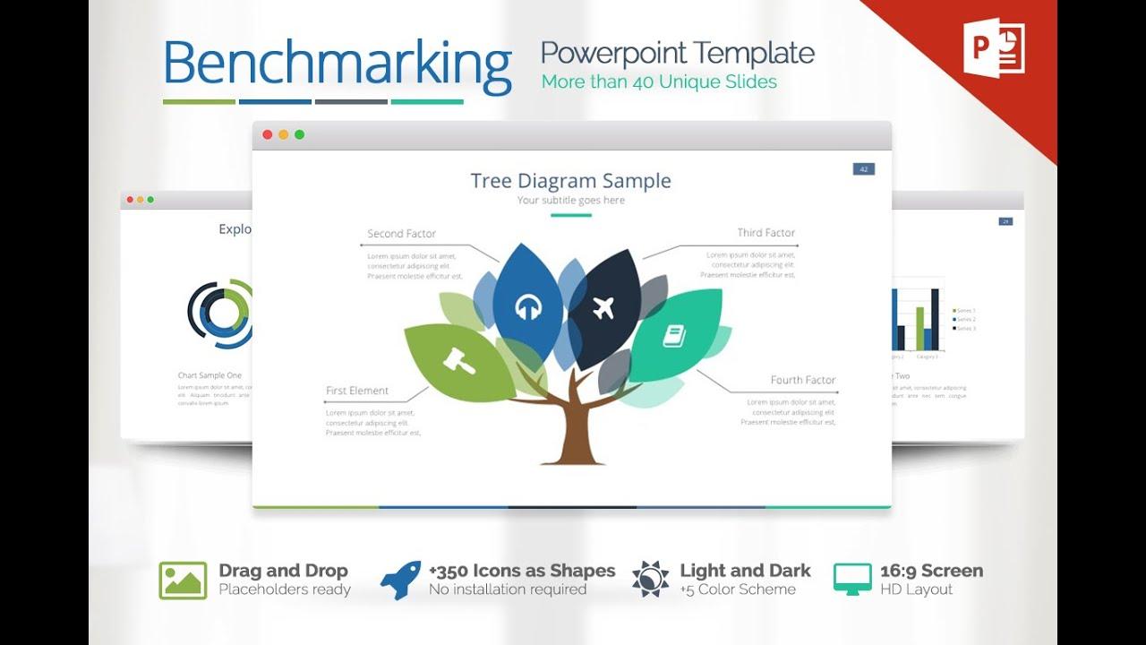 Benchmarking powerpoint keynote presentation template youtube alramifo Gallery