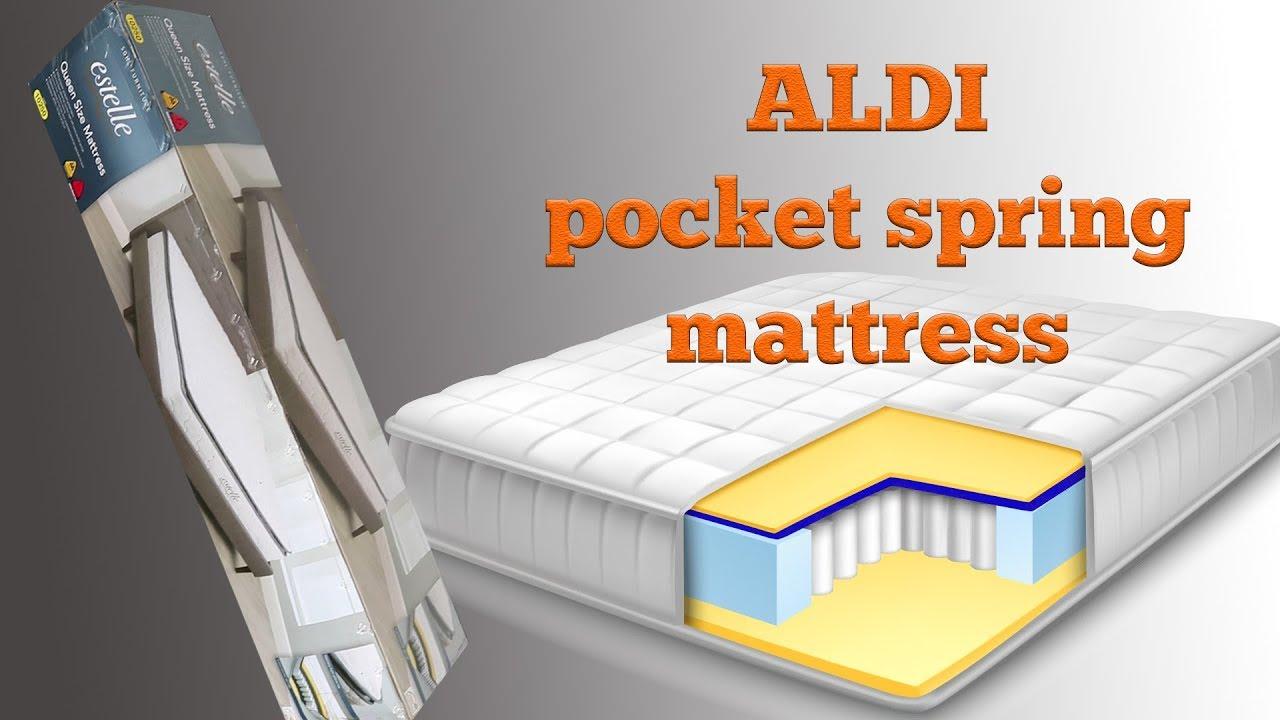 Pocket Spring Coil Mattress