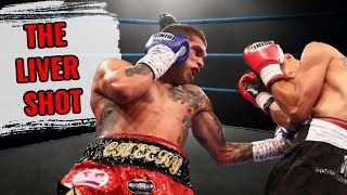 The Liver Shot: How To Land this Body Shot | Boxing Training