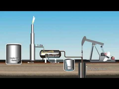 Crude Oil Extraction