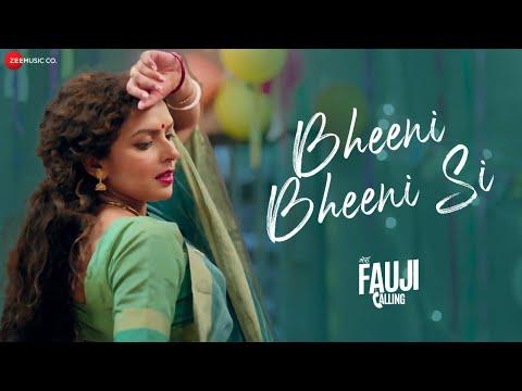 Bheeni Bheeni Si Lyrics song lyrics