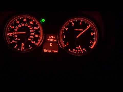 2010 BMW 328i XDRIVE 0-60 mph.