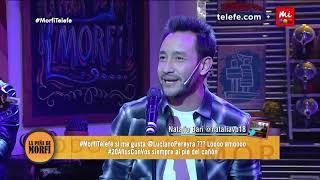 """Luciano Pereyra: """"Qué suerte tiene él"""" - La Peña de Morfi"""
