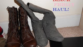 Black Friday Haul! ♡ Thumbnail