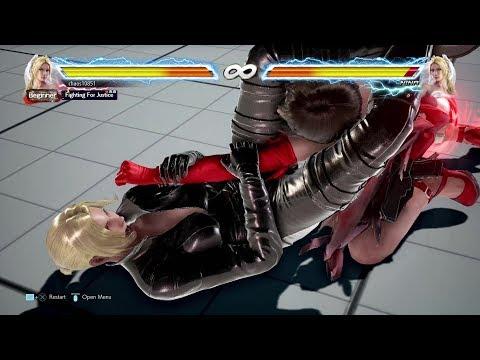 Tekken 7 - All Rage Arts (New DLC)