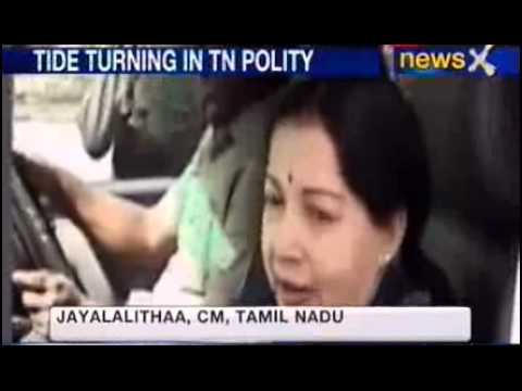 News X: Political realignment in Tamil Nadu Travel Video
