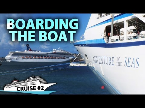 Video Tour Of Royal Caribbean ADVENTURE OF THE SEAS Cruise Ship