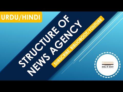 Structure of news agency l APP l Associated press of Pakistan