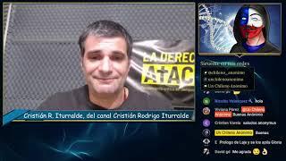 Entrevista a Cristián R. Iturralde, del canal Cristián Rodrigo Iturralde